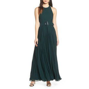 Fame and Partners The Felice Halter Evening Dress